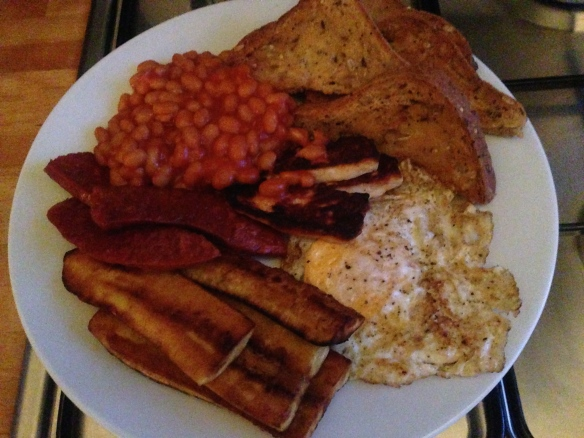 Friday's Fry-up
